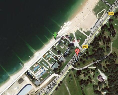 Spot google maps